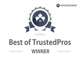 best of trusted pros award